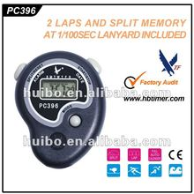 Electronic Digital LCD Sports Stopwatch For Racing