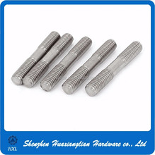 Metal threaded double ended side no head screw