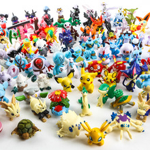 2016 new style Pokemon Pocket Monsters PVC Kids action figure