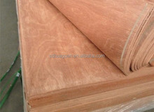 Okoume/gurjan/kruing plywood for furniture and decoration