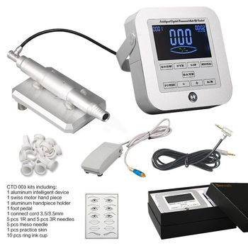 factory direct selling digital eyebrow tatoo machine permanent makeup machine sets
