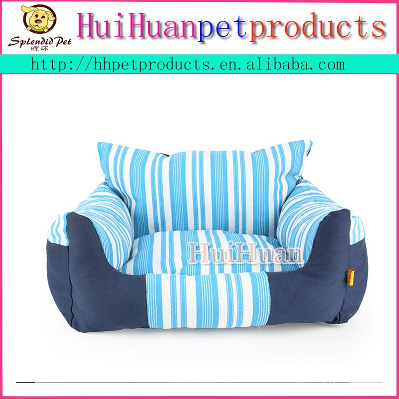 Lovable style plush pet boat pet dog bed
