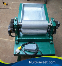Electric Beeswax Embossing Press Comb Foundation Sheet Machine