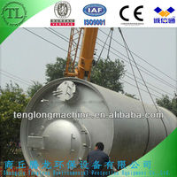 Oil Distillation Plant for Waste Engine Oil to Diesel Oil Producing