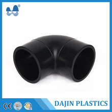 Dajin PE fittings / pe 90 DEG ELBOW (BUTT WELDING)