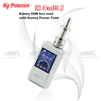 Cool hot sale box mod Kamry 60 black standby time control lowest price e-cigarette