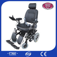 Top grade low price shower power wheelchair commode