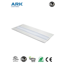 130lm/w cheap price recessed ETL UL DLC dimmable led panel light 24w 30w 40w 50w 2x2 2x4 led troffer light retrofit kit