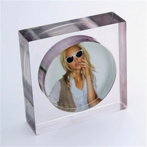 Acrylic acrylic photo frame