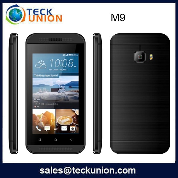 M9 4.0inch Factory price OEM real touch screen mobile phone