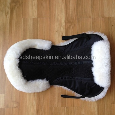 Wholesale Sheepskin Horse Saddle Pad Used Horse Saddles