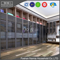 foshan narnia modern storage walk in wardrobe