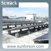 solar panel roof mounting in solar energy system