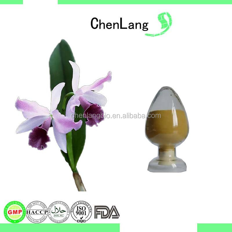 Organic Pure Natural High Quality Dendrobium Orchid Extract