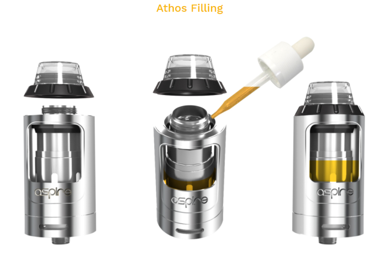 In Stock SS Pyrex glass tube A5 0.16ohm coil rechargeable e cig 200W 4ml Aspire Speeder Kit