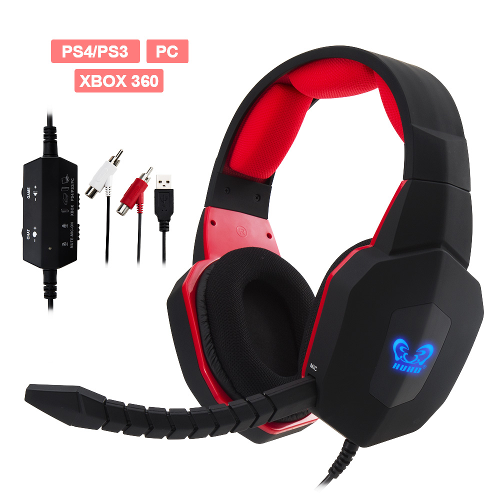 Best Selling And Most Popular Xbox Microphone Headset Of 2016 Sades T Power Sa 701 Gaming Led Logo Light Headphone Wired Strongheadset Strong For