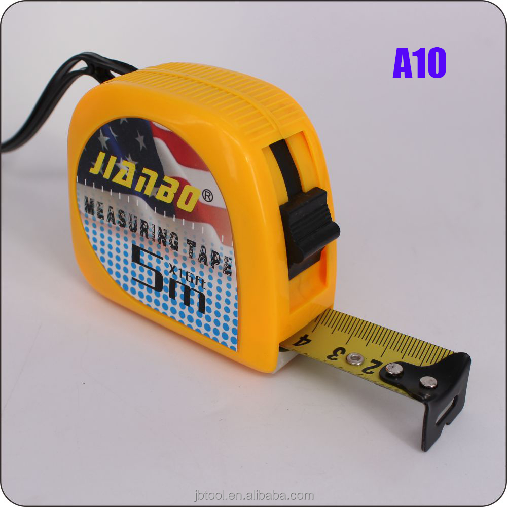 oil dipping tape balloon measurement 3m 5m 7m steel tape measure of abs case