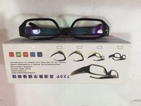 2015 cheapest price 13USD Mini Glasses Spy Hidden Camera Sunglasses Eyewear DVR Video Recorder Cam