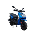 BWS V- 125CC 4-Stroke automatic air-cooling gas scooter motorcycle