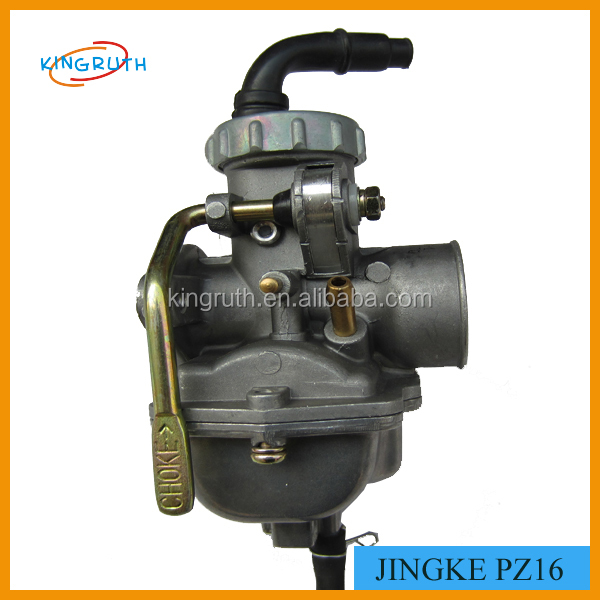 Silver PZ 16 JingKe motorcycle carburetor made in China