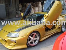 Second Hand Toyota Supra Car