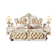 American modern style royal furniture antique king size bedroom sets