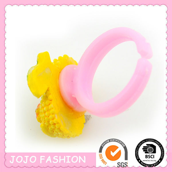 pink adjustable cheap clear rubber silicone o-ring for babies