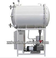 high temperatur electric heating VCD system Laboratory high vacuum furnace