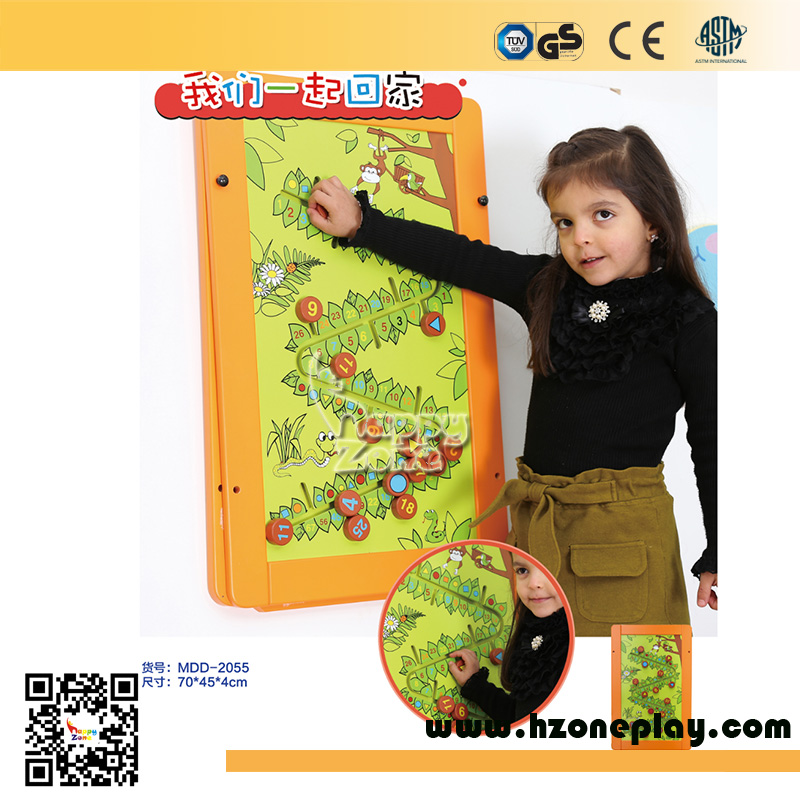 Kids Educational & Learning Wall Play Panel Games for Kindergarten and Soft Playgrounds.