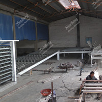 Drywall manufacturing equipment for sale