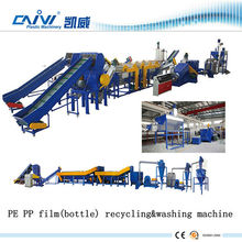 High speed friction PP sheet recycling machine for sale