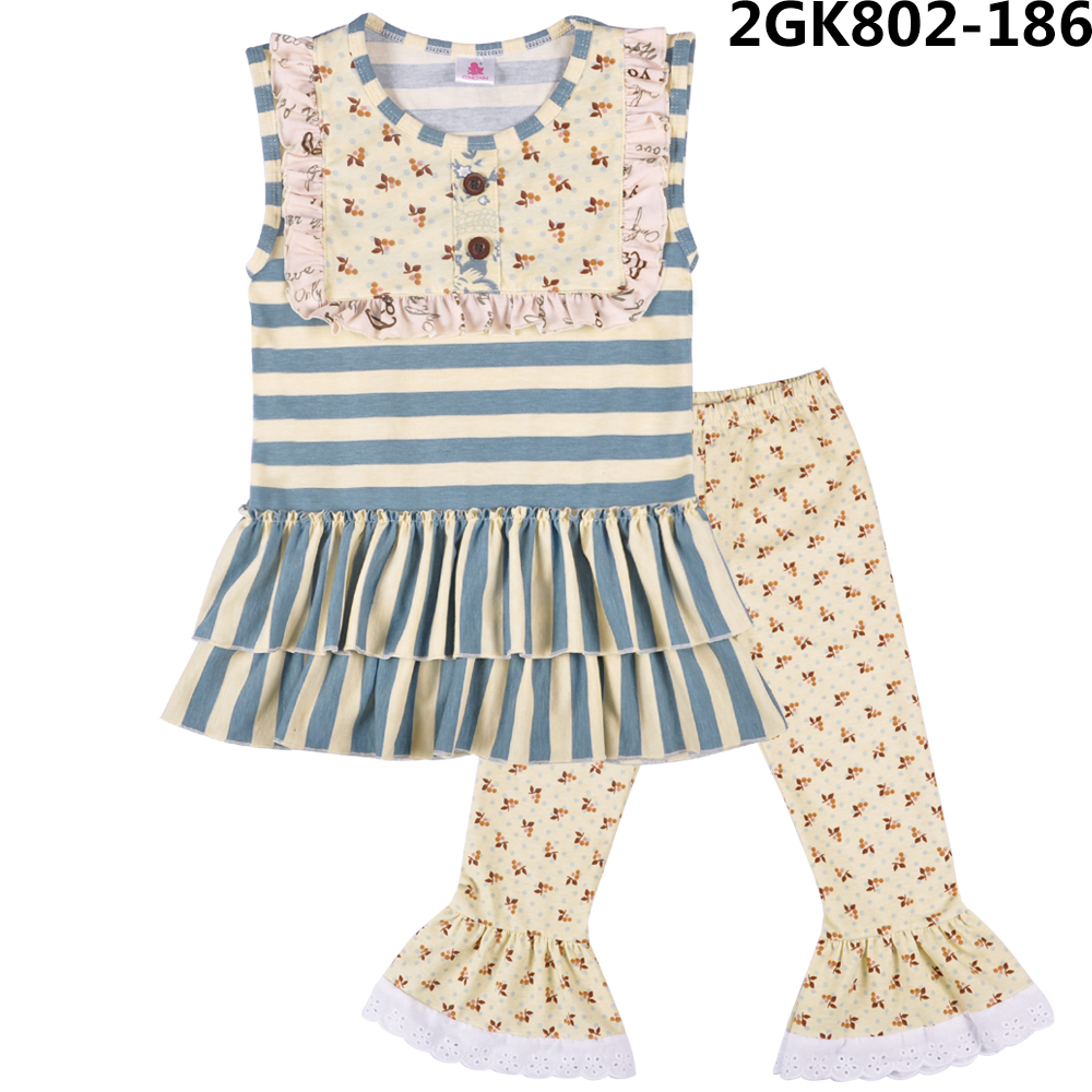 Children Clothes Fall Boutique Clothing Wholesale Lace Princess Baby Girls Dress