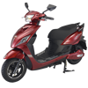Fashion electric motorcycle with big power 72V20AH 1000W battery adult racing motorcycle