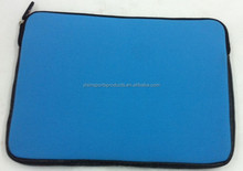 "11""-12.8"" blue neoprene and soft fabric lining tablet sleeve,laptop bag/case/cover/sleeve"