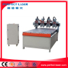 Hot sale new product distributor wanted multi head 4 axis rotary cnc router
