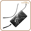 new design marble leather women wallet handbag genuine leather handbag wallet ladies long wallet
