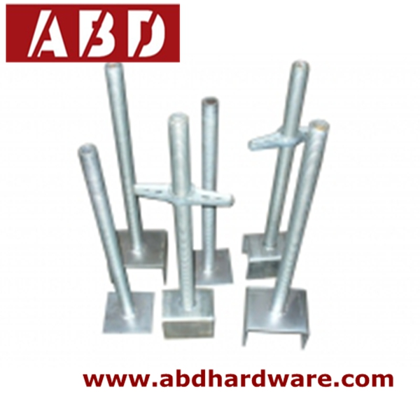 Building Metal Hardware Of Screw Jack (Manufacture)