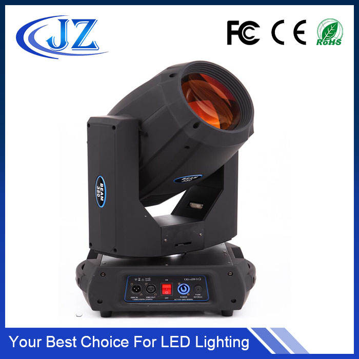 2017 New led moving head 17R 350w Pure Beam Spot Wash 3in1 zoom light