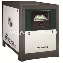 Silent Oil Less Medical Scroll Air Compressor