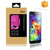 For Samsung Galaxy S5 Japan Asahi 9H 0.26/0.33mm Anti-scratch 99% Transparency Tempered Glass Screen Protector