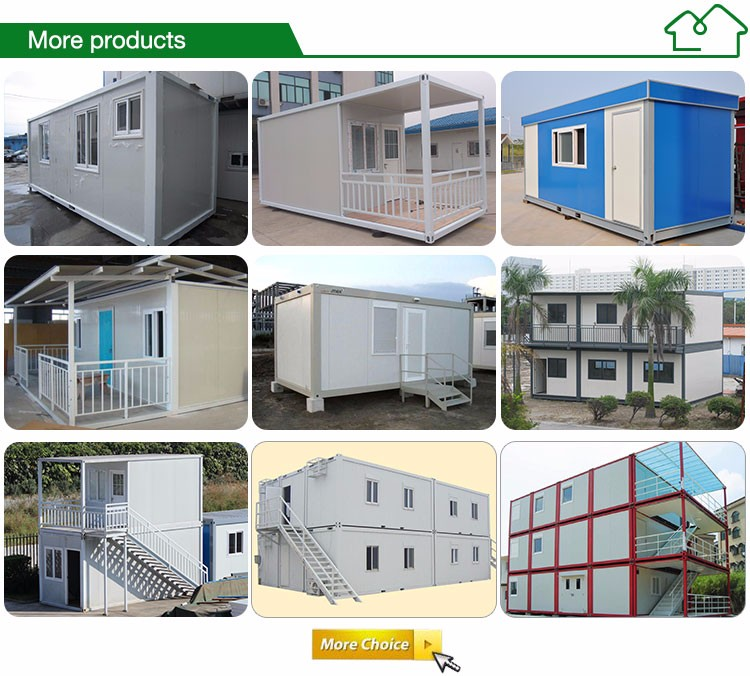 real estate 20ft container house