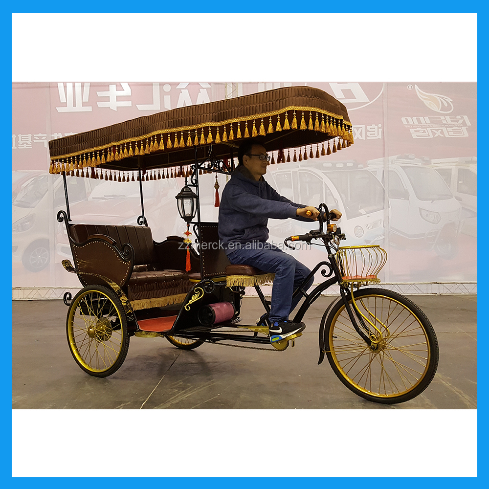 Factory Directly Passenger Electric 3 Wheeler Auto Rickshaw