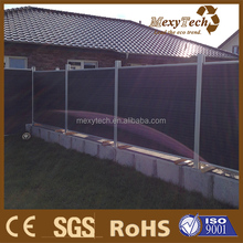 Guangdong supplier used wood fencing for sale