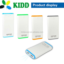 High capacity portable charger power bank 20000 mAh for smartphone mobile phone