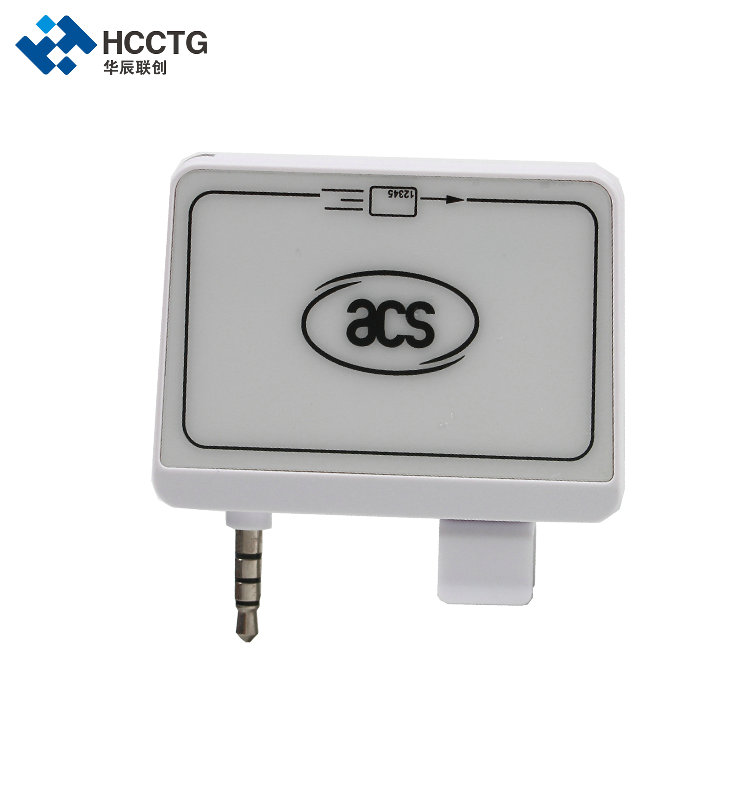 Support IOS Magnetic + IC Chip Mobile Card Reader For Iphone ACR32