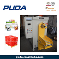 PVC wax plates auger feeding packing machine for valve bags