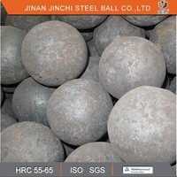 Forged steel balls fro ball mill ,grinding media