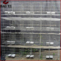 New Design Industrial Metal Rabbit Cage With good quality