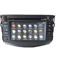 7 Inch Touch Screen 3G Bluetooth Radio SWC Supported Android Car DVD for Toyota RAV4 2004- 2012 GPS Navigation