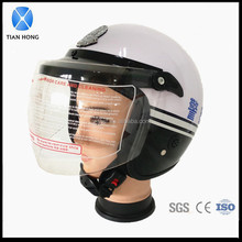 Traffic Police Motor Helmet With Visor